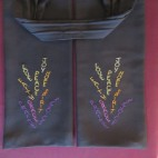 Flames of Worship Preaching Scarf