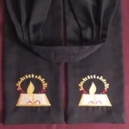 Holy Spirit with Bible Preaching Scarf