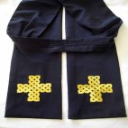 Celtic Knot Square Cross