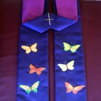 Resurrection and Hope Clergy Stole