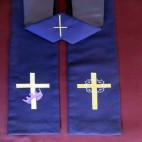 Christ the King and Saviour Clergy Stole