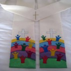 Hillside Worship Clergy Stole